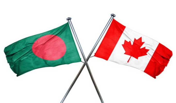 বাংলাদেশ-কানাডা