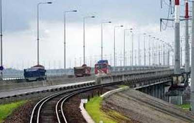 Rail line (file photo)