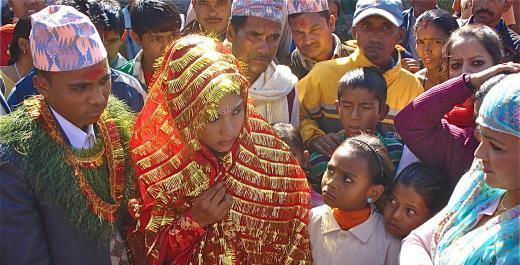 41pc of all girls aged 19 in India have married