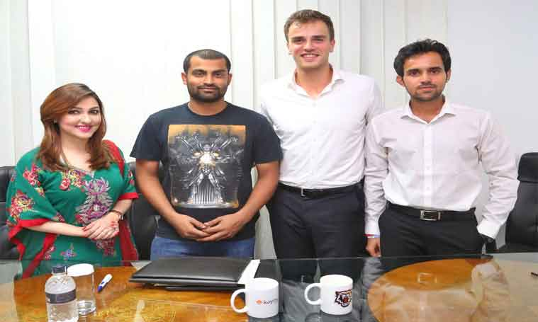 Tamim signs bat-sponsorship deal with Kaymu