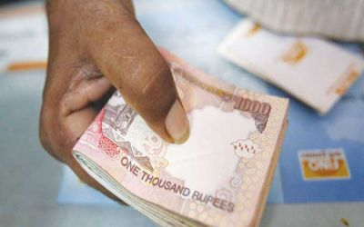 Currency notes carry disease