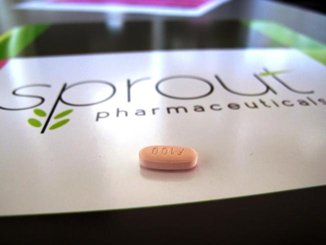 `Female Viagra` approved by US drug agency