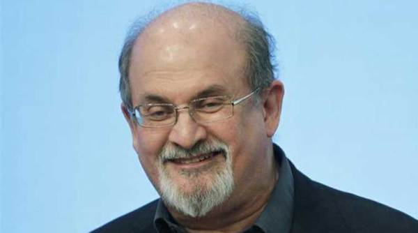 Rushdie's new novel to be out in September