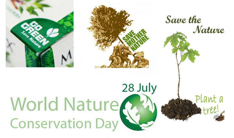Nature conservation required for sustainable development