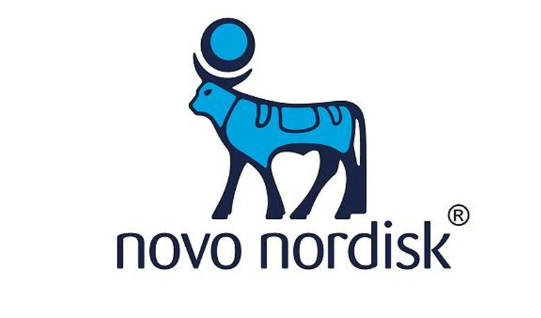 Logo of Novo Nordisk