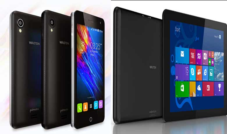 Walton Smartphones and Tabs