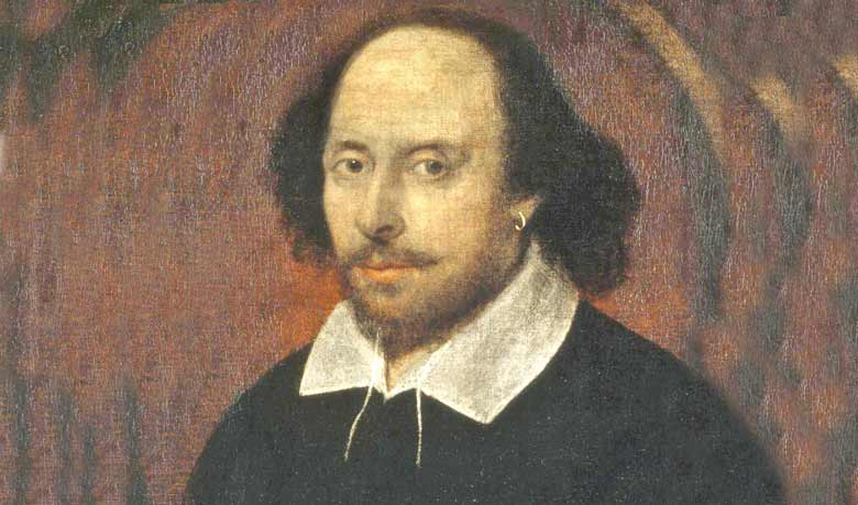 On 400th death anniv of great poet, playwright William Shakespeare