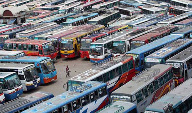 Transport strike in Khulna division withdrawn