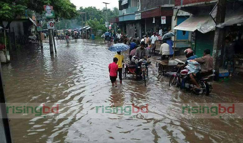 Resolving waterlogging problem in Bhabodaho expected