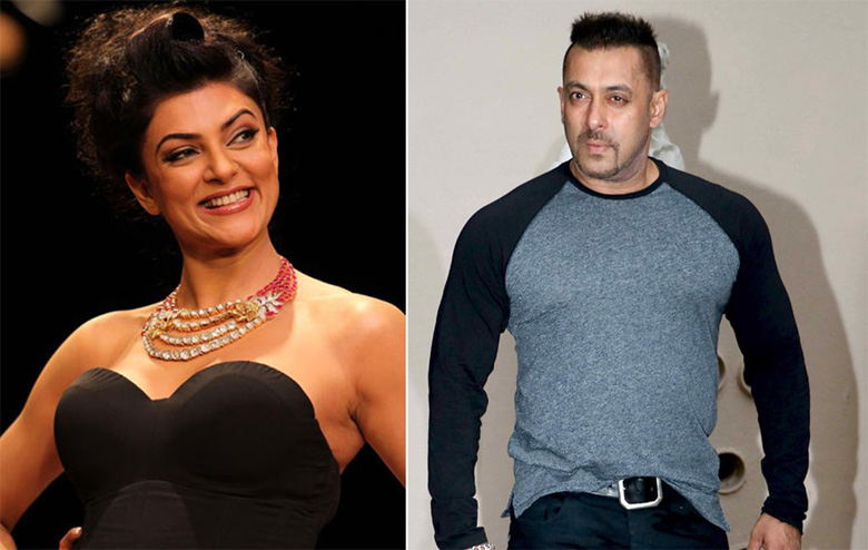 Sushmita tells why Salman is single