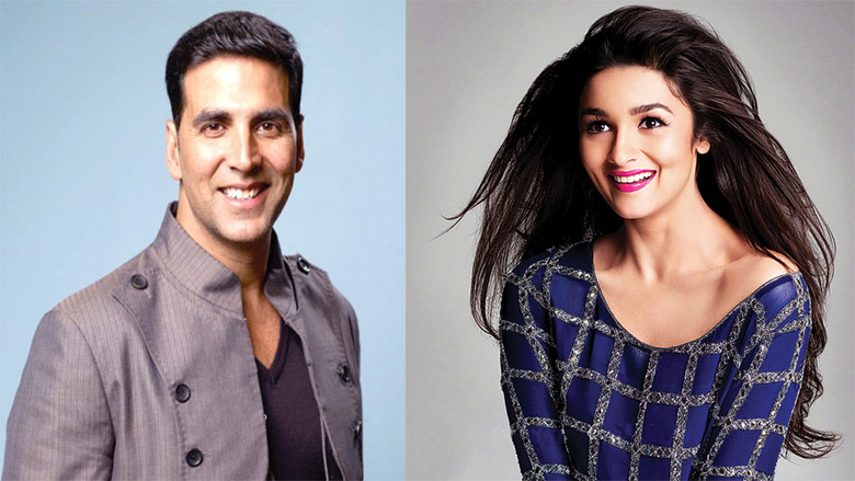 Akshay, Alia work together after 17 years