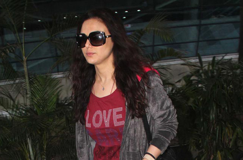 Preity Zinta slams marriage rumours