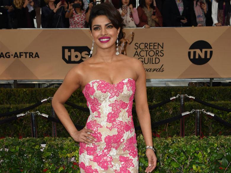 Priyanka Chopra to be on the Oscars stage