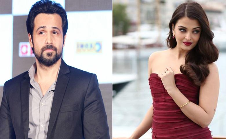 Aishwarya says no to film with Emraan Hashmi?