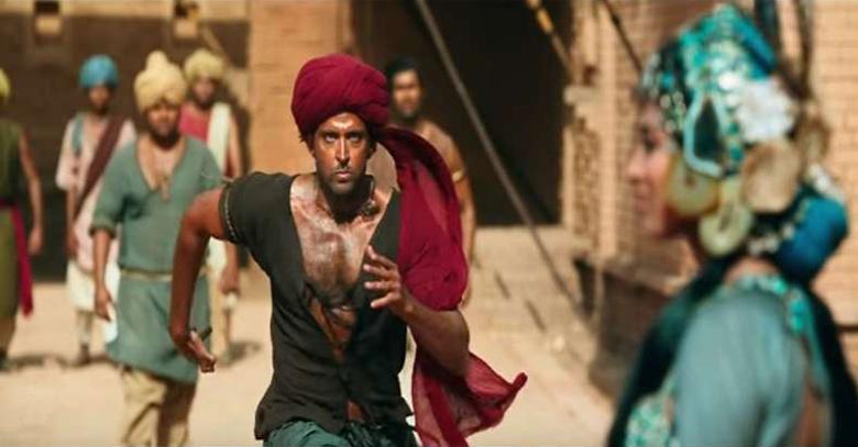 30m people watch Hrithik`s Mohenjo Daro trailer