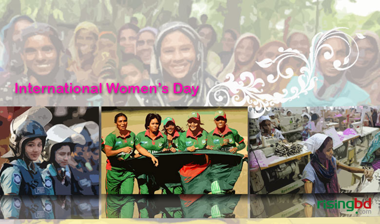 International Women`s Day creates the opportunity for women in achieving their rights