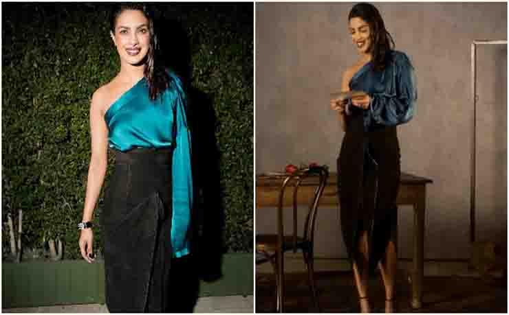 Priyanka Chopra wins Breakout Style Icon Award
