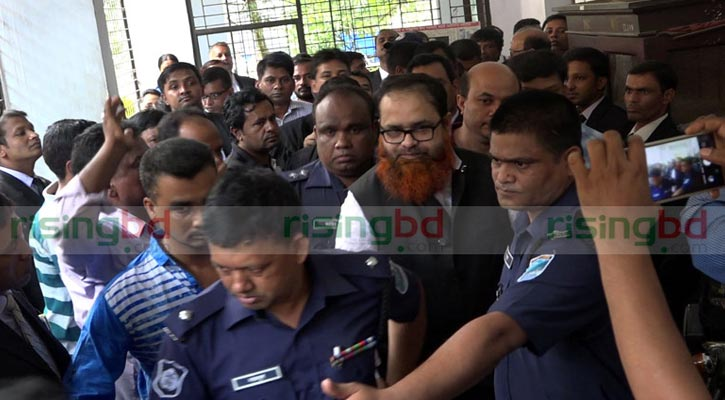 Court rejects bail for MP Rana
