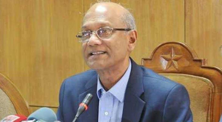 Education Minister Nurul Islam Nahid