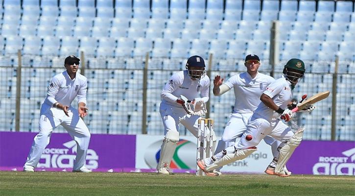 Bangladesh nine down in a hurry