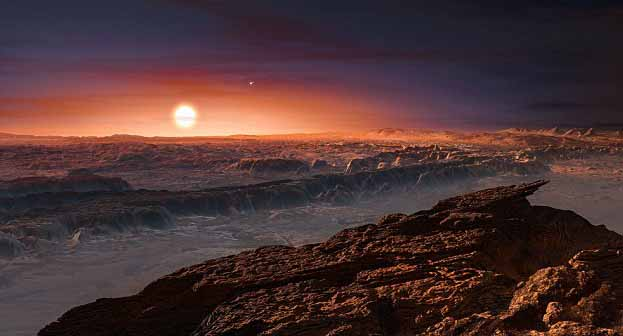 'Proxima b could be habitable'