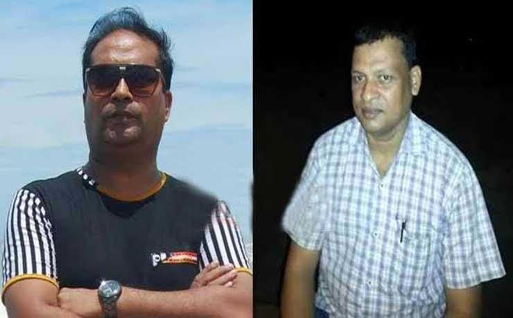 M Abdul Hannan and M Alamgir Hossain Khan