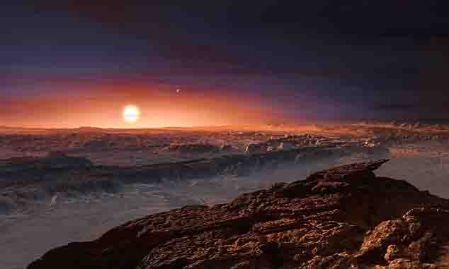 Second Earth just four light years away