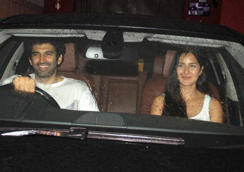 Katrina apparently went on dinner date with Aditya