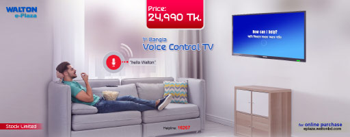 Voice Control HD Smart LED