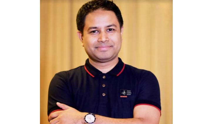Kamrul Hasan's works for youth development