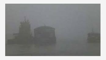 Fog halts Patuaria-Dowlatdia ferry services