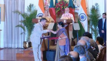 সাইবার নিরাপত্তা ও তথ্যপ্রযুক্তি খাতে বাংলাদেশ-ভারত সমঝোতা