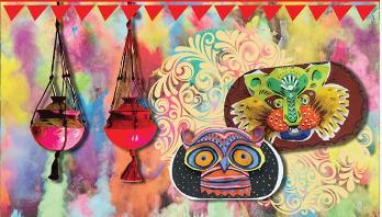 উদযাপনের নয় চাই শক্তির নববর্ষ || অজয় দাশগুপ্ত