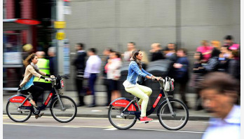 Cycling to work can cut cancer and heart disease