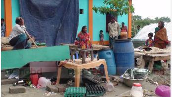 গোপালগঞ্জে সংখ্যালঘুর বসত-ঘরে হামলা, আটক-২
