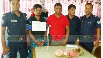 5 held with 15,500 Yaba tablets in Comilla