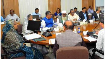 PM for accelerating relief operation in haor areas