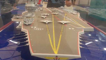 Russia plans to build world's largest aircraft carrier