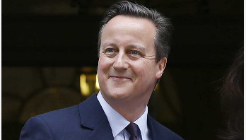 Former British PM Cameron due in Dhaka tomorrow
