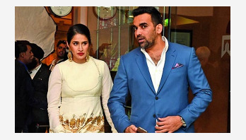 Zaheer Khan gets engaged to Bollywood actress Sagarika Ghatge