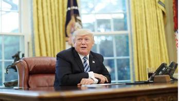 Major, major conflict with North Korea possible: Trump