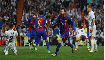 Lionel Messi scores 500th goal for Barcelona