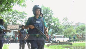 'Block raid' ends in Rajshahi