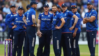 England announce squadfor Champions Trophy