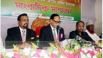 Ershad announces 58-party alliance