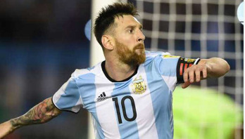 Messi's World Cup qualifiers ban lifted by FIFA