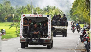 Two killed in twin blasts in Philippine's Manila