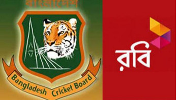 Robi buys sponsorship rights of Bangladesh team again