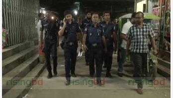 20 held during block raid at Savar