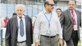 'পাকিস্তানে গিয়ে খেলার কোনো পরিকল্পনা নেই'